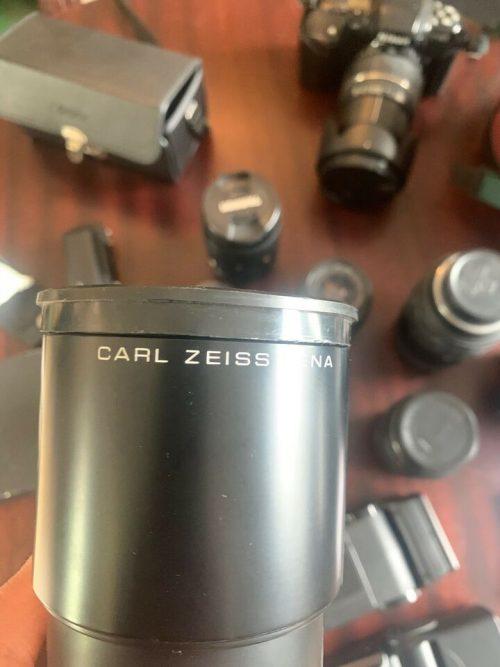 Konvolut Minolta Zeiss Nikon Konica Minox